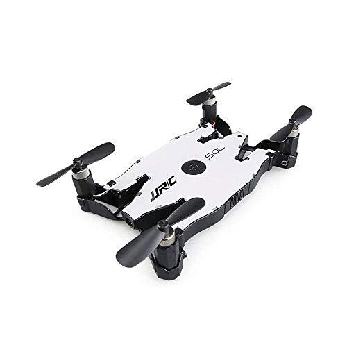 Model Car Innovative Mini Folding UAV, H49wh-2 Fernsteuerungsautomobil- Folding Flugzeuge, High-Definition WiFi FPV Kamera RC Hubschrauber vier Achsen UAV, WiFi Bildübertragung 2 Millionen High-Defini