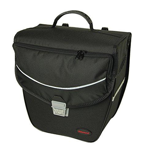 Haberland Touring 6000 Einzeltasche, schwarz, 32 x 34 x 16 cm