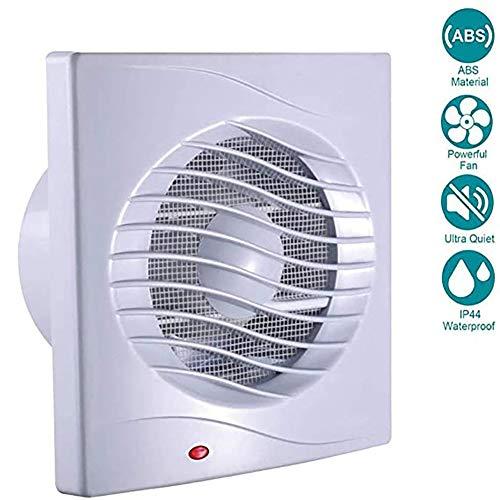 WXX 4 Pulgadas Mute Extintor, Habitación Salón de Silla Sitio Polo rodamiento del Motor de ventilación del Ventilador, baño Ventilador a Prueba de Agua