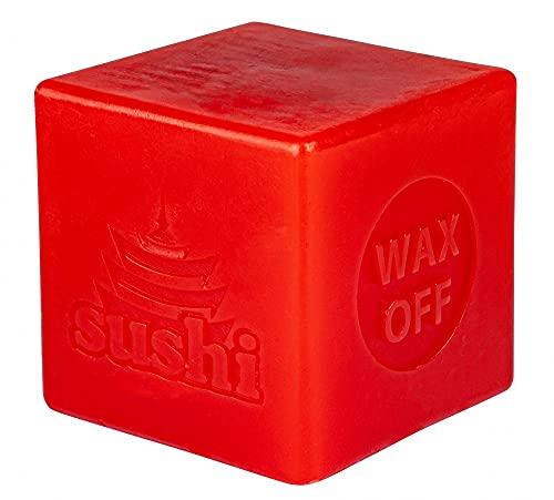 Sushi Skate Cera Skateboard Cubo 6 cm Wax Red