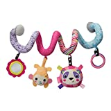Infantino Spiral Girls Activity Toy