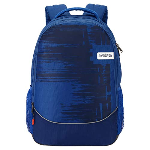 American Tourister Popin 32 Ltrs Blue Casual Backpack (FU4 (0) 01 003)