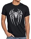 style3 Spider Nightmare Camiseta para Hombre T-Shirt película de cómic, Talla:5XL