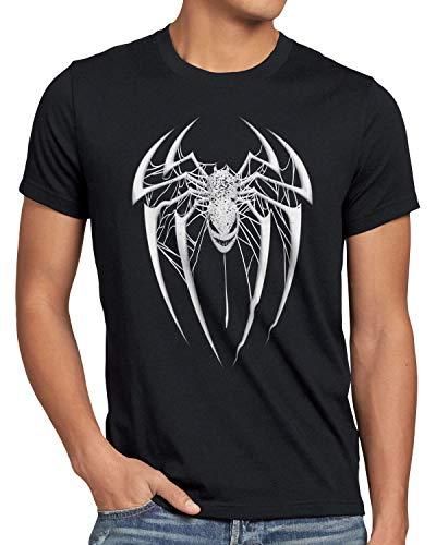 style3 Spider Nightmare Herren T-Shirt Comic Kino Film, Größe:XXL