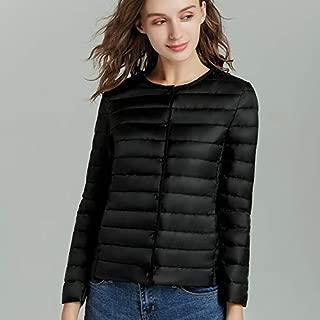 OTL Autumn and Winter New Thin Down Jacket Women Short Paragraph