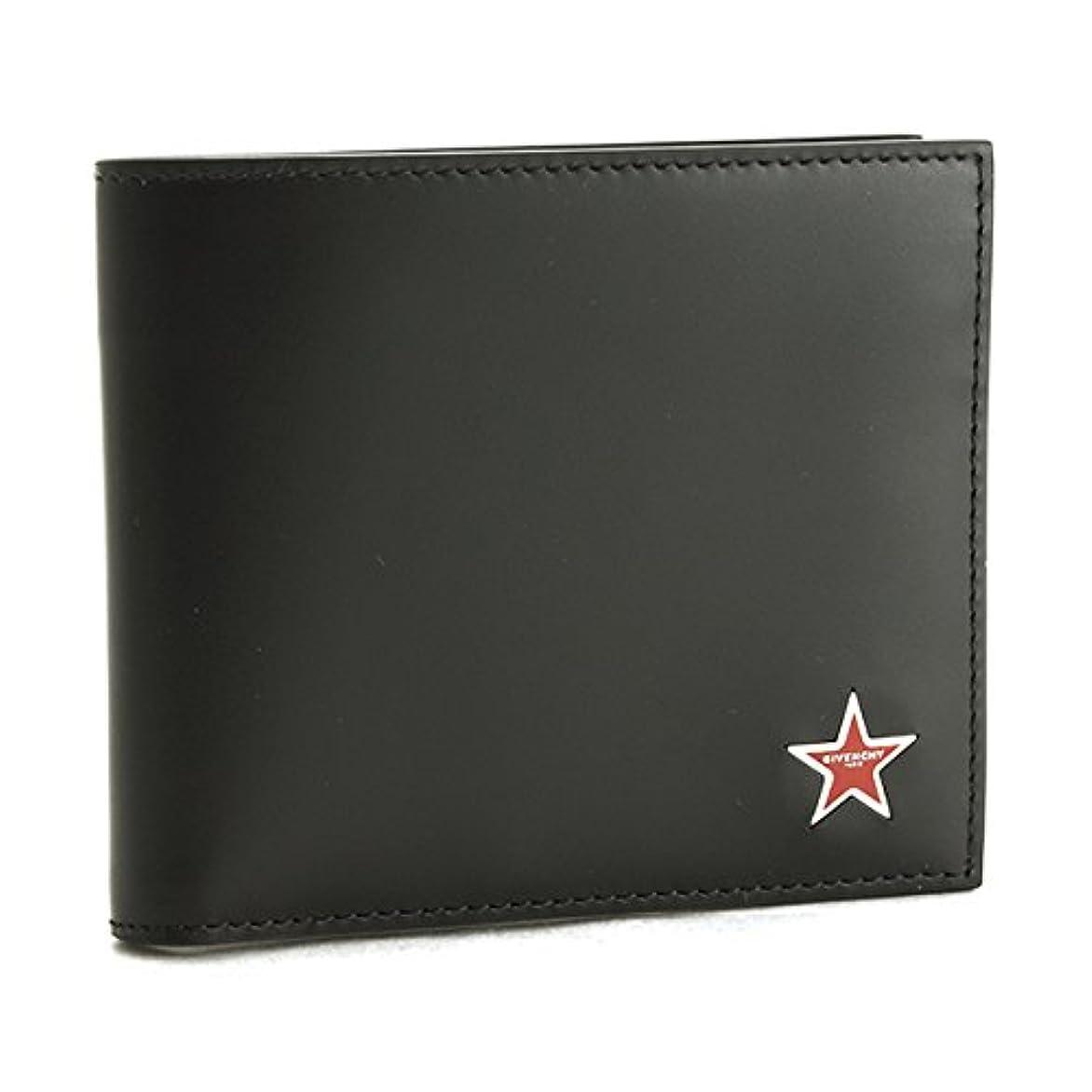 立派な立方体もしGIVENCHY(ジバンシー) 財布 メンズ LAMB 2つ折り財布 ブラック BK6005K-031-001 [並行輸入品]