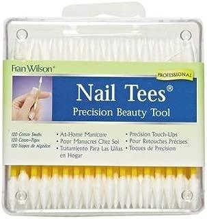 Fran Wilson Nail Tees Applicators, 120 Count