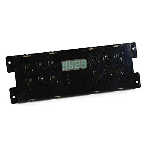 316557237 Range Oven Control Board and Clock Genuine Original Equipment Manufacturer (OEM) Part