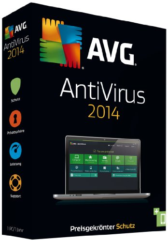 AVG AntiVirus 2014 – 1-Platz