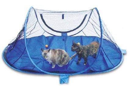 Wildwhiskers Outdoor Feline Funhouse