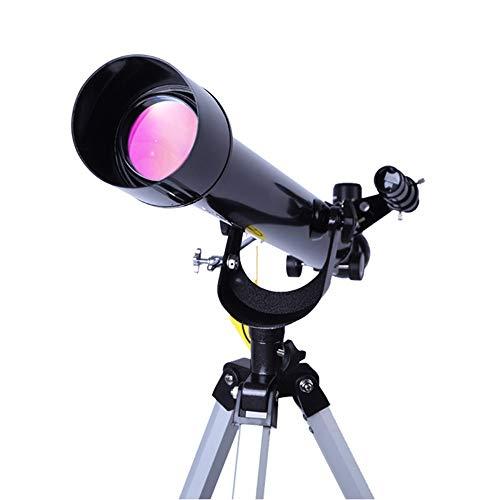 DKEE Binoculars Teleskop for Kinder Und Anfänger, 60MM Apertur, 700mm Brennweite, Kinder Teleskop for Mond-Erforschung, Vogelbeobachtung, Astronomische, Beruf