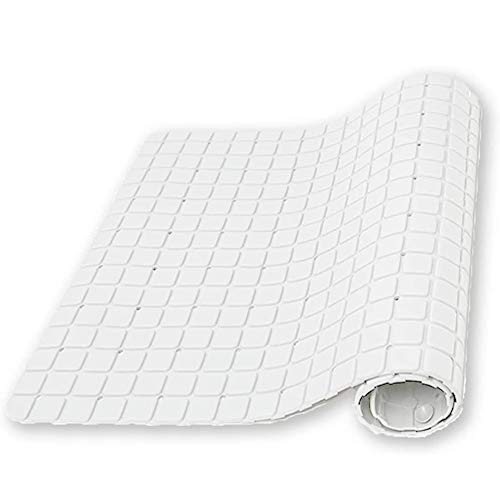 AIKENR Non Slip Minimalist Shower Mat Bath Mat - Matte Finish Surface & Suction Grips Back, Non-Slip Bathtub Mat Anti, Shower Mat, Best Luxury Durable and Stylish in Bath Mat