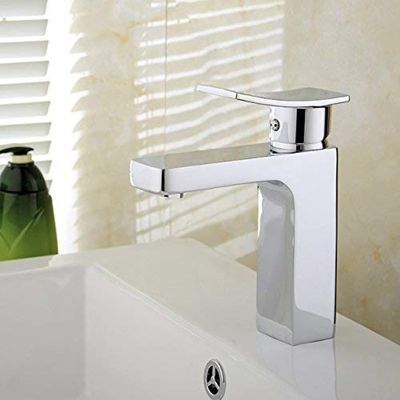 Oudan Basin Mixer Tap Bathroom Sink Faucet Chrome basin taps, 3 (color   8)