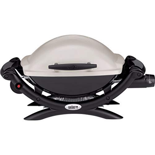 Weber Q1000 Barbecue, Titanium
