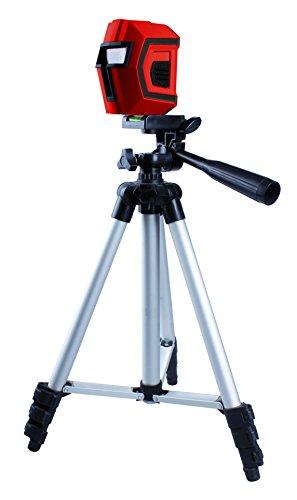 Korman 504100 Nivel Laser en cruz + trípode