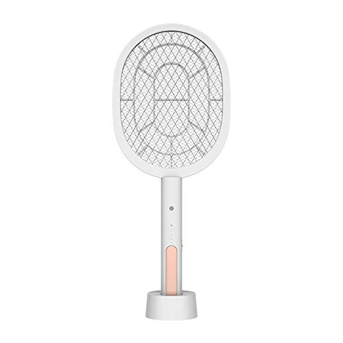 Matamosquitos Eléctrico Dos En Uno, Repelente De Mosquitos USB Doméstico, Lámpara Asesina De Mosquitos Eléctrica para Interiores Enchufe Directo USB predeterminado Niño Claro Blanco