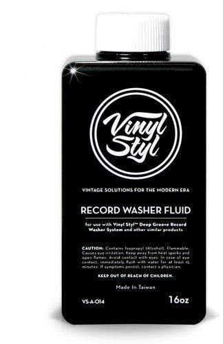Vinyl Styl Record Washer Fluid 16oz