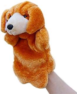 LIYANGHUIZI Plush Toys Animal Hand Puppet Plush Toy Storytelling Props Doll Plush Hand Puppet Toy Children Puppet Plush To...