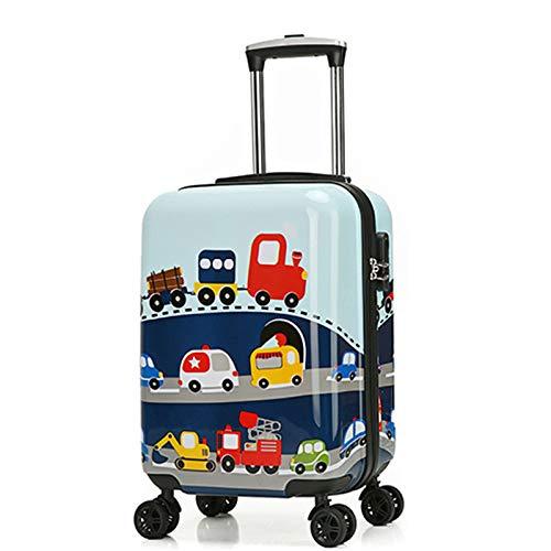 SONGXZ Kinder Koffer Koffer Cartoon Koffer 18 Zoll 19 Zoll 20 Zoll Kinder Koffer