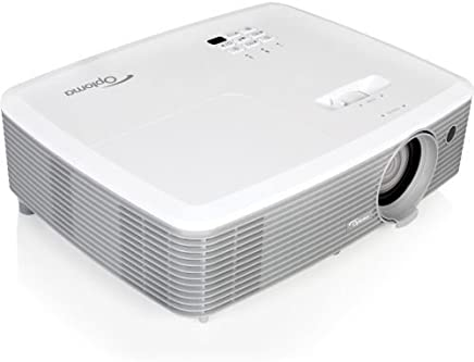 $749 » Optoma EH400+ DLP Projector, 4000 ANSI LUMENS, 1080P 1920 X 1080, 22,000:1, Throw Ratio