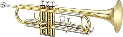 Jupiter JTR700 Standard Series Bb Trumpet - Lacquered Brass Finish