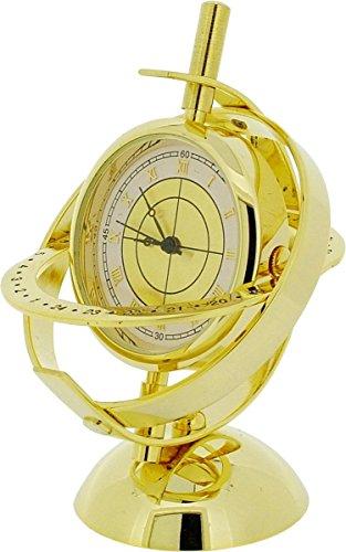 Gold Galileo Miniatur Uhr von Gift Time Products