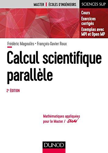 Calcul scientifique parallèle - 2e éd....