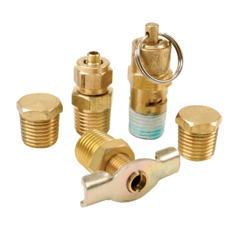 Price comparison product image Viair 90004 Tank Port Fittings Kit