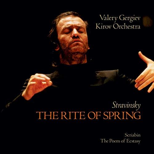 Stravinsky, The rite of spring, Sacre du Printemps. Scriabin, The poem of extasy, Le poeme de l\'extase