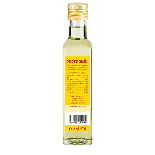 Popcornloop – Popcornöl – mit Butteraroma - 2