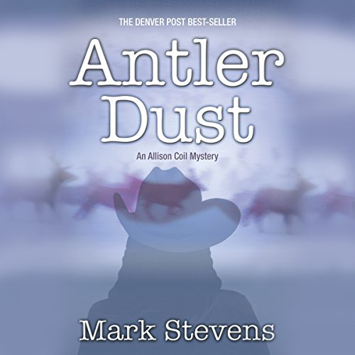 Antler Dust audiobook cover art