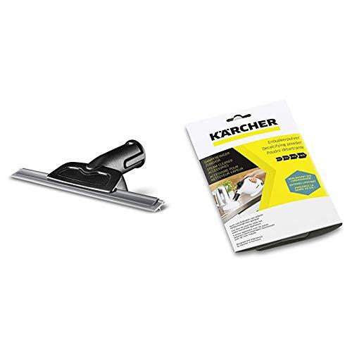Kärcher Boquilla para limpieza de cristales (2.863-025.0) + Polvo descalcificador RM 511 (6x17g) (6.295-987.0)