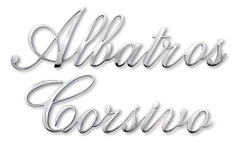 Grabschmuck-aus-Bronze Edelstahlbuchstaben/Grabschrift/Schriftzüge/Edelstahl/Schrift/Grabstein/Urnenschrift