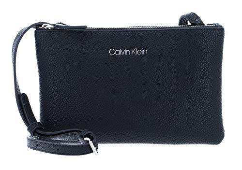 Calvin Klein Damen CK EVERYDAY Crossovers, Schwarz, OS