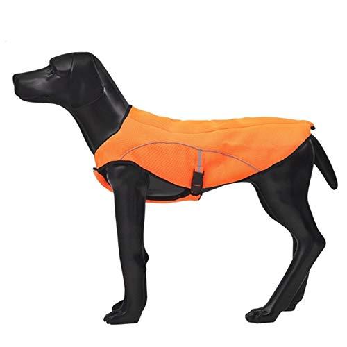 Chaleco De Seguridad Reflectante De Refrigeración Chalecos For Perros Mascotas For El Deporte Pequeña Mediana Grande Perros Ropa Ropa De Caza Al Aire Libre Ropa For Perros