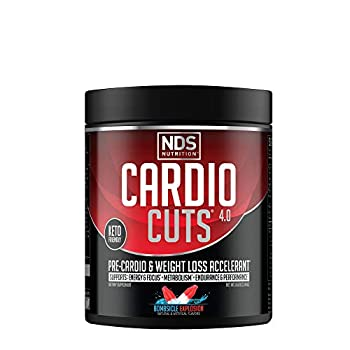 NDS Nutrition Cardio Cuts 4.0 - Bombsicle Explosion