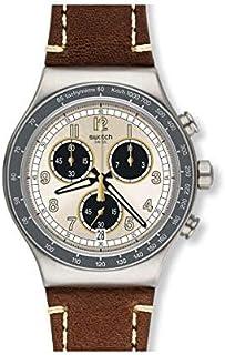 [スウォッチ]SWATCH 腕時計 New Irony Chrono (ニューアイロニークロノ) RHUM (ラム) メンズ YVS455 YVS455 メンズ 【正規輸入品】