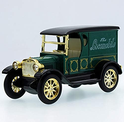 Kanmeipp Retro Classic voiture Die-Casting Alloy Luxury voiture Model Toy voiture Gift A