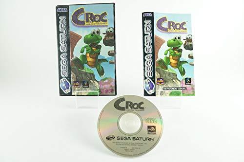 Croc Legend of the Gobbos (Sega Saturn) [UK Import]