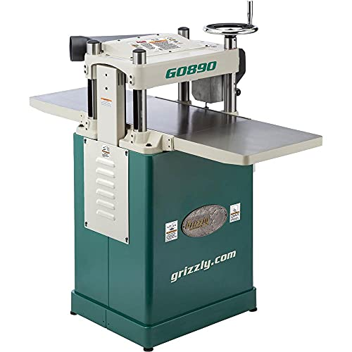 Grizzly Industrial G0890-15' 3 HP Fixed-Table Planer