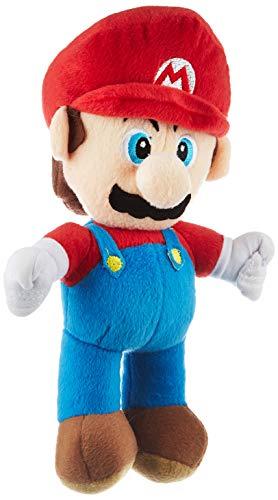 Super Mario Peluche Mario/ Yoshi, 27 cm , color/modelo surtido