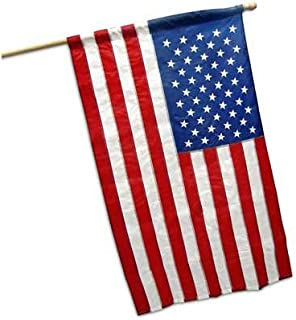 Valley Forge US Banner Flag 2.5ft x 4ft Nylon