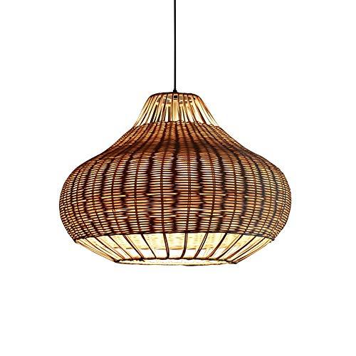 Xungzl Lámpara Decorativa de la Cabeza de la cabecera de la cabecera con Forma de ajo con Forma de ajo. (tamaño : Medium)