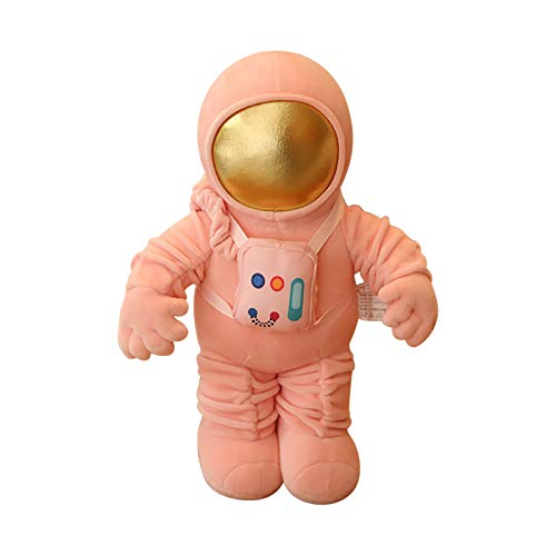 LAIYIFA Plush Toys for 3+ Year Old Space Astronaut Rocket Dolls Pillow Soft Waist Cushion Stuffed Toy Birthday Gift for Boys Girls 3 4 5 6 7 8 9 Years Old, Home Interior Decoration