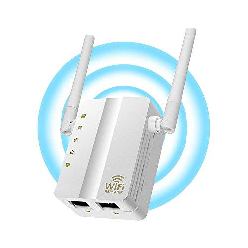 MELODY 300 WiFi Extender, WiFi Range Extender Router Wi-fi Signal Amplifier 300mbps WiFi Booster 2.4g Wifiultraboost Access Point