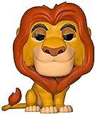 Funko 36391 Pop Vinyl: Lion King: Mufasa Multi Collectible Figure Multicolor Talla única-Talla única...