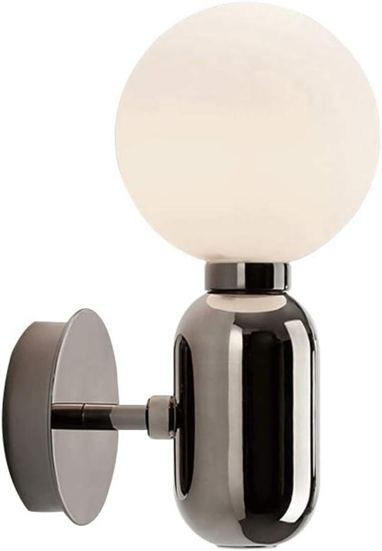 SDHENAILIAN Wall Lamp Glass Bedroom Aisle Ball Lights Latest Save money item