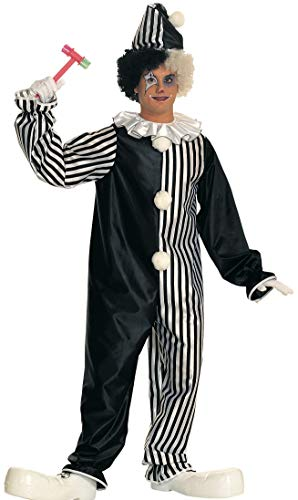 Rubie'S - I-15252STD - Déguisement - Costume Clown Arlequin - Adulte