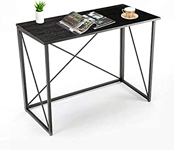 Bonzy Home Folable Study 40 Inch Office Student Writing Computer Desk