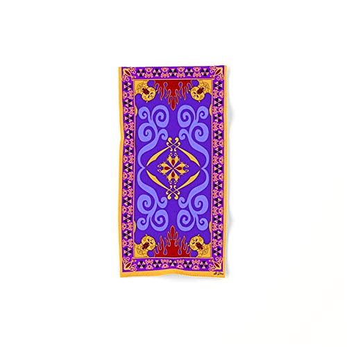Dutars Magic Carpet - Toalla de baño multiusos de microfibra suave absorbente y suave, toallas de baño, toallas de baño, toallas de baño, toallas de hotel y toallas de gimnasio de 30,5 x 69,8 cm
